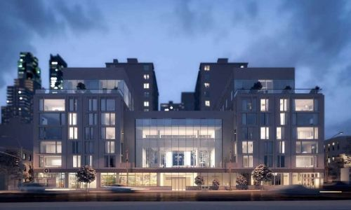 A rendering of Bloom on Forth Fifth.