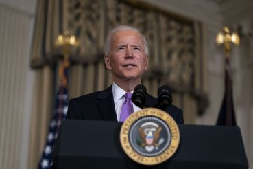President Joe Biden talks about his new executive orders promoting racial equality and fair housing enforcement.