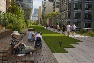 Brookfield and Empire State Development are teaming up to extend the High Line from 30th Street and 10th Avenue to Brookfield's Manhattan West project across the street.