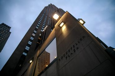 Tenants in Rockefeller Center can use an app called Zo to, among other services, order food.