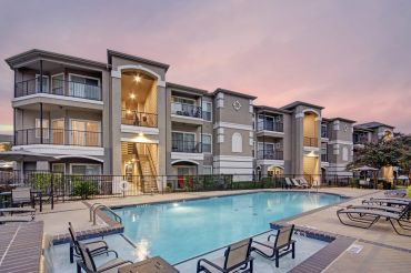 Harbor Group International owns a number of multifamily assets including this complex in Scottsdale, Arizona.
