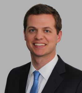 TJ Sullivan, associate director at Cushman & Wakefield.