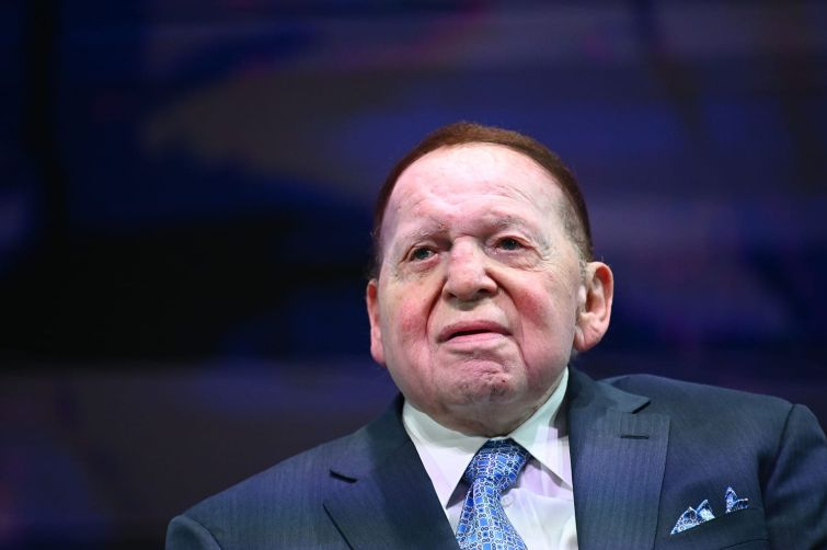 Sheldon Adelson, CEO of Las Vegas Sands Corp., died on Jan. 11 due to complications from non-Hodgkin's lymphoma at age 87.