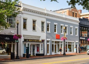 Avocado Green Mattress will take space at the former home of Rent the Runway at 3336 M Street NW.