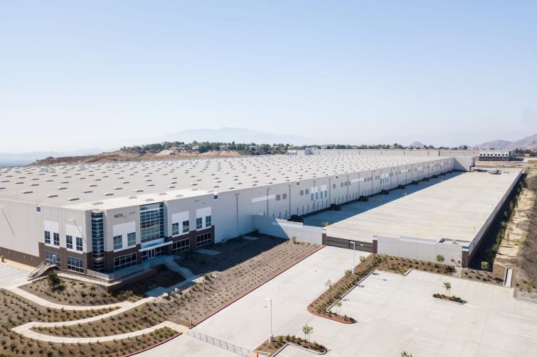 The 1 million-square-foot industrial building at 6275 Lance Drive in the Inland Empire was sold to an institutional buyer in February 2020. It was the first of two sales at the 1.4 million-sf Dedeaux Sycamore Canyon Distribution Park.