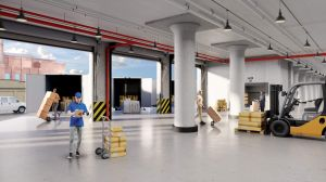 850 3rd Ave Loading Area min Why Liberty Bklyn is Delivering on Brooklyn's Industrial Needs