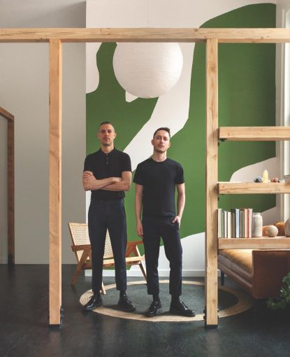Noam Dvir and Daniel Rauchwerger, who started dating while working as architecture and arts reporters at Haaretz more than a decade ago, recently started their own architecture firm, BoND.