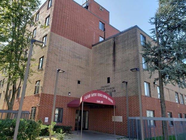 The affordable senior housing units will be located at 160-60 Claude Avenue in Jamaica, Queens.
