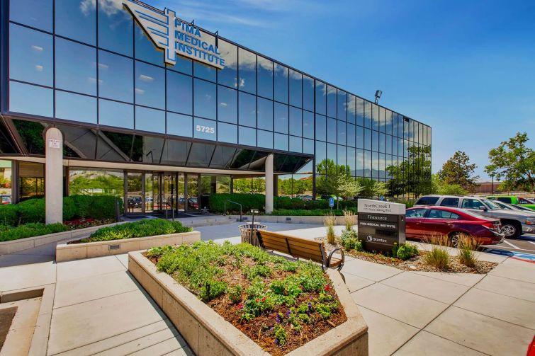 NorthCreek Office Complex in Colorado Springs.