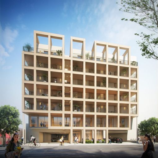 The Hollywood Arts Collective will bring 151 units for artists.