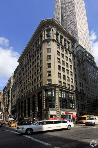 320 Fifth Avenue.