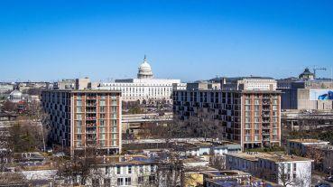 Capitol Park Plaza & Twins.