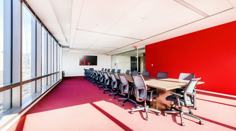 The DDOT Meeting Room.