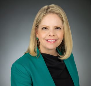 Dana Wade, newly hired chief production officer at Walker & Dunlop.