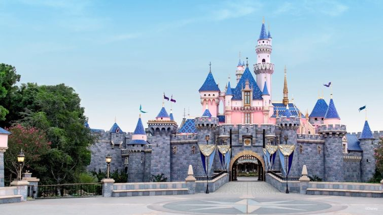 As more vaccines are administered and the case rates improve, counties will advance to the orange tier, and theme parks will be able to open to 25 percent capacity.