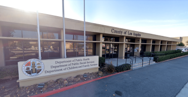 The building is located at 9320 Telstar Avenue in the city of El Monte. The County of Los Angeles renewed a long-term lease upon Rising's acquisition.