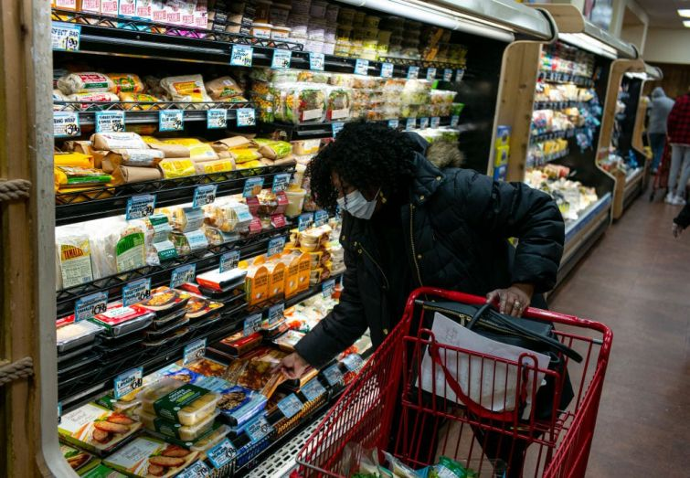 The de Blasio administration announced an expansion of zoning incentives for grocery stores, which allow developers to build larger residential buildings in exchange for including a supermarket.