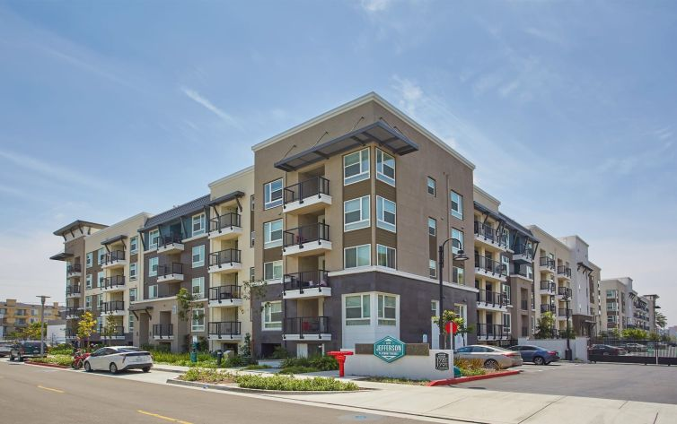 The 400-unit community is located at 1781 South Campton Avenue in the Platinum Triangle District of Anaheim.