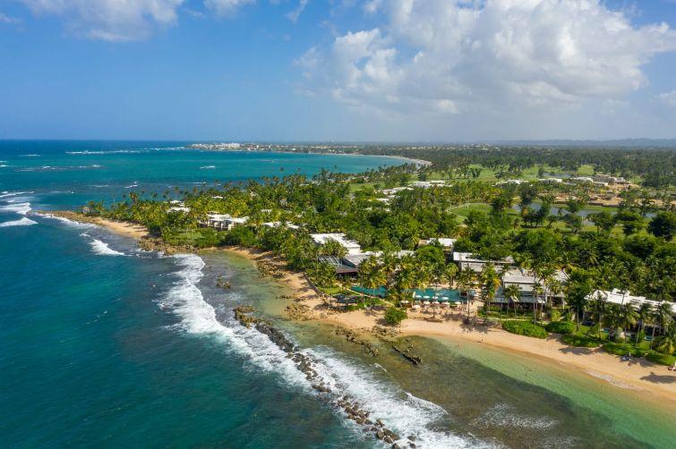 Dorado Beach Ritz-Carlton Resort.