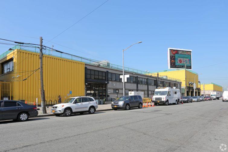 The FreshDirect warehouse at 23-30 Borden Avenue.