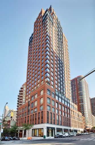 The Kent at 200 East 95th Street in the Upper East Side.