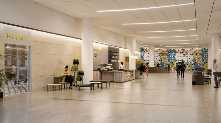 15 MetroTech Center Lobby