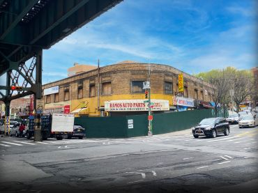 New development is slated for 1959 Jerome Avenue.