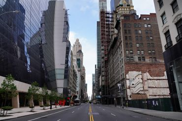 STOCK SHOCK: Manhattan's office vacancy reached 16.3 percent in the first quarter of 2021.
