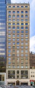 Trammo, Inc. and American Friends of Tel Aviv University move in to the 8 West 40th street property.