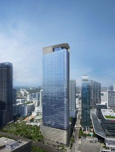 A new class A office building at 830 Brickell is slated for completion in 2022.