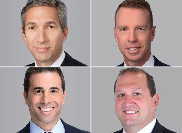 Jeff Altenau, Steve Kohn, Rob Rubano and Mike Ryan