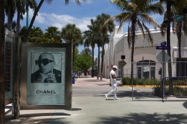 Lincoln Road Mall.