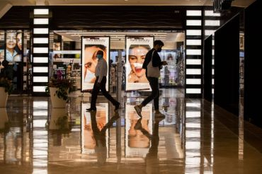Shoppers are slowly coming back to indoor malls, new foot traffic data shows.