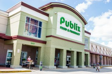 A Publix in Lake Placid, Fla.