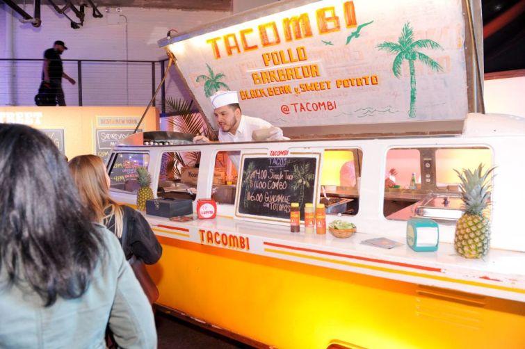 Tacombi Taco Truck. Photo: Craig Barritt/Getty Images for Vulture Festival