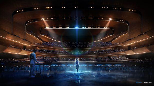 Populous designed Performance Venue Concert Toronto Populous Jonathan Mallie on Designing Entertainment Venues of the Future