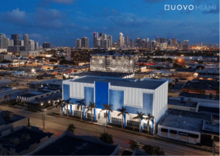 UOVO's Miami location.