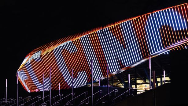 West End Stadium Facade Screen Grab Populous Jonathan Mallie on Designing Entertainment Venues of the Future