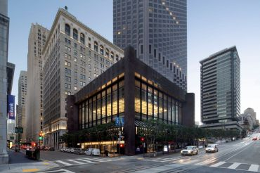 Regus had sent a termination notice in September 2019 for a lease at the 78,000-square-foot office building at 345 Montgomery Street in San Francisco.