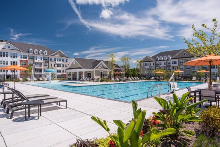 Enclave at Box Hill Phase II in Abingdon, Md.