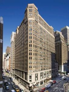 Empire State Realty Trust's Midtown Manhattan property.