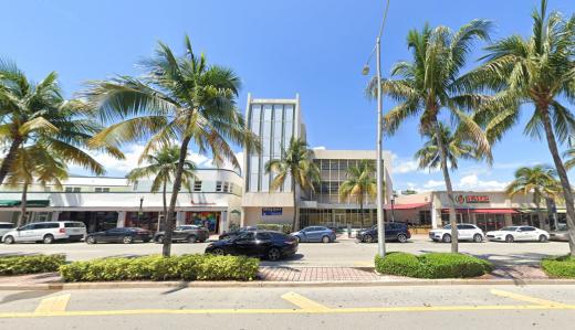 1234 Washington Avenue in Miami.