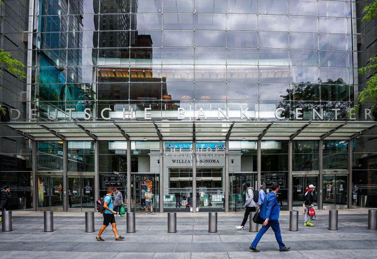 Deutsche Bank Center