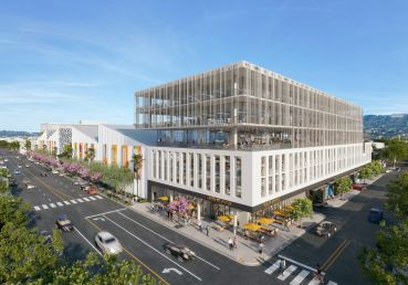 Echelon Studios will rise on a five-acre site at 5601 Santa Monica Boulevard.