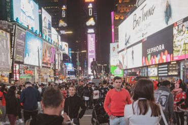 Mayor Bill de Blasio has suspended New York City's hotel tax in hopes of improving hotel occupancy as tourism slowly returns to the Big Apple.