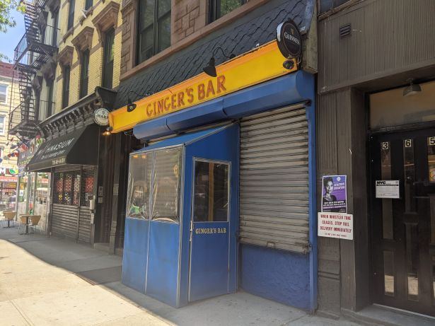 Gingers 2 Courtesy of Chava Gourarie There Are Just 21 Lesbian Bars Left in the US, and Some Wont Reopen