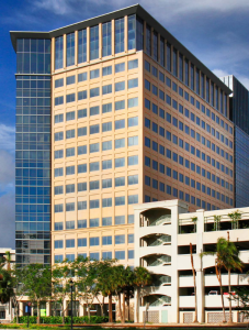 CityPlace Tower.