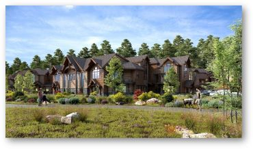 A rendering of Phase II of the Tahoe Beach Club.
