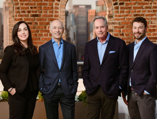 Charles Bendit, Paul Pariser, Chris Balestra and Colleen Wenke