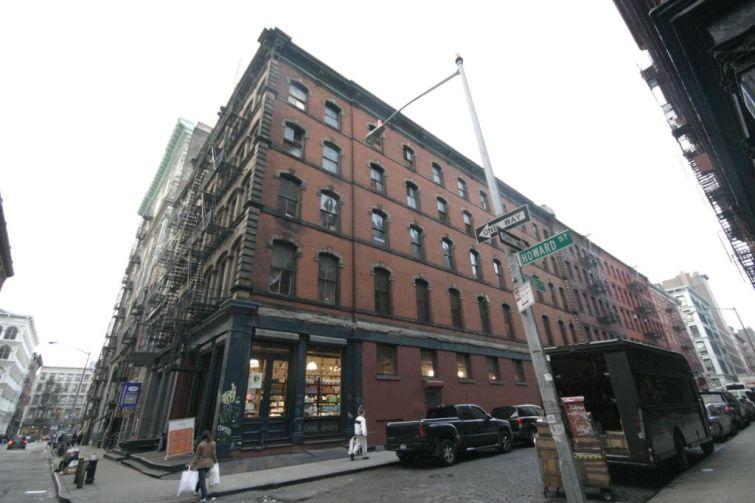 2 Crosby Street